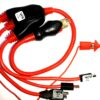 Easy 3 in one Nokia Cable