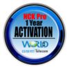 NCK Box /Dongle Yearly Activation