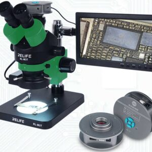 Microscope & Digital Equipment